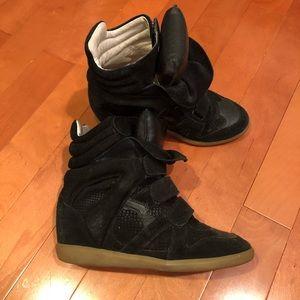 Isabel Marant wedges sneakers